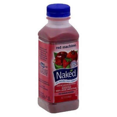 Naked Red Machine All Natural Boosted Juice Smoothie 15.2 oz
