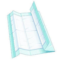TENA Disposable Underpads Regular 23x36', Case (6 packs of 25)