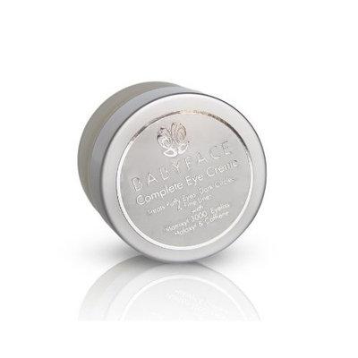 Babyface Complete Eye Cream (15 ml.) w/ Caffeine + 5% Haloxyl, 3% Eyeliss, 40% Matrixyl 3000 & Tranexamic Acid: Puffy Eye Reduction, Wrinkle Repair & Dark Circle Treatment