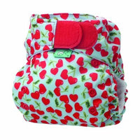 Bummis Tots Bots Easy Fit Diaper, Cherrylicious, 8-35 Pounds (Discontinued by Manufacturer)