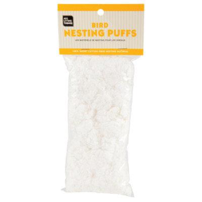 All Living ThingsA Bird Nesting Puffs