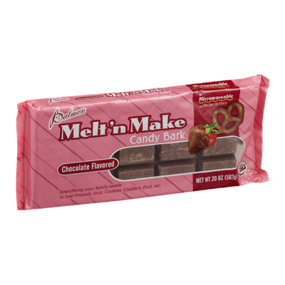 Palmer Melt'n Make Candy Bark Chocolate Flavored