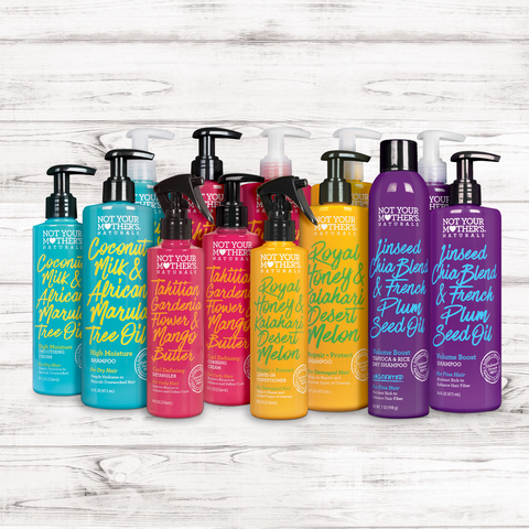 Not Your Mother's® Natural Line