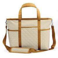 Juvo Products TB203 Active Tote Bag, Tan