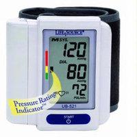 A & D Blood Pressure Monitors Life Source Digital Wrist Blood Pressure Monitor