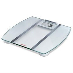 Hold N Storage Control Body Digital Scale 63168 by Soehnle White