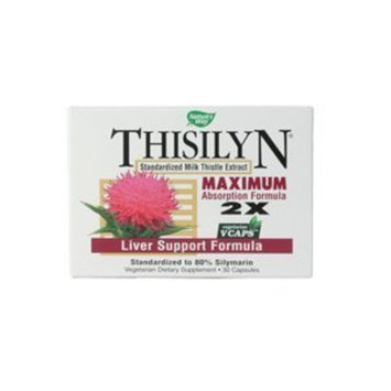 Nature's Way Thisilyn (Milk Thistle), 60 Vcaps