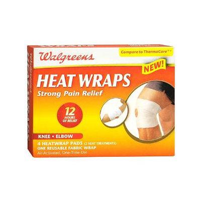 Walgreens Heat Wraps