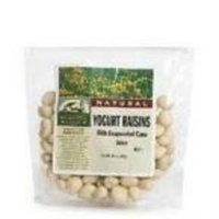 Woodstock Farms Blue Marble Yogurt Covered Raisins with Evaporated Cane Juice, 15 Pound