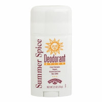 Nature's Gate Deodorant Stick, Summer Spice, 2.5 oz