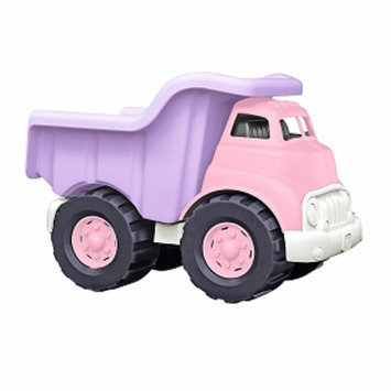 Green Toys Dump Truck, Ages 2+, Pink, 1 ea