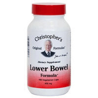 Dr. Christopher Lower Bowel Formula