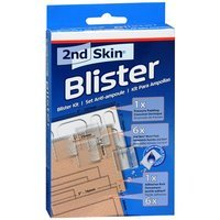 Spenco 371133 2nd Skin Blister Kit - Plastic Pouch