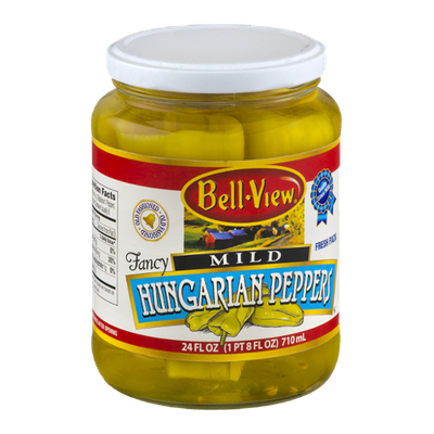 Bell-View Mild Hungarian Peppers
