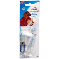Ezy Dose Oral Syringe With Dosage Korc - 1 Tsp