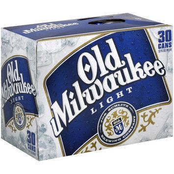 Milwaukee Light Beer, 12 fl oz, 30 pack