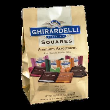 Ghiradardelli Chocolate Squares Premium Assorted