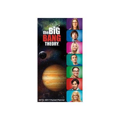 2016 The Big Bang Theory Pocket Planner