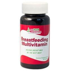 nuMOM Nutrition Breastfeeding Multivitamin, Tablets, 30 ea