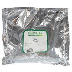 Frontier Bulk Chili Powder Seasoning Blend 1 lb. package 262
