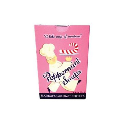 Flathau's 1111 4oz. Peppermint - Desserts Snacks