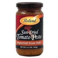 Roland Corporation Us American Roland Food 46870 Roland Sanremo Sun-Dried Tom. Pesto 6.5 Oz.