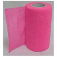 Animal Supplies International Horse Wrap-It-Up Flex Bandage Hot Pnk