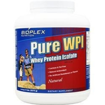 Bioplex Nutrition Pure WPI Nutritional Shake, Natural, 2 Pound