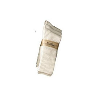 Frontier Maggie's Functional Organics Socks Natural Crew Tri-Packs Size 9-11 211508