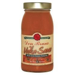 Don Bruno All Natural Vodka Sauce