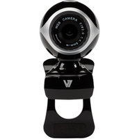 V7 Vantage Webcam 300 with Built-In Microphone