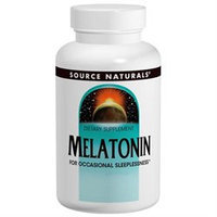 Source Naturals Melatonin Sublingual