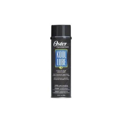 Oster Kool Lube Clipper Blade Coolant Lubricant Cleaner