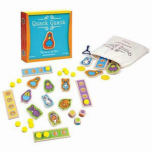Blue Orange Games Quack Quack Ages 3+