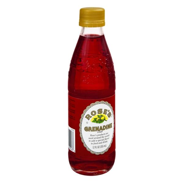 Rose's Grenadine Syrup