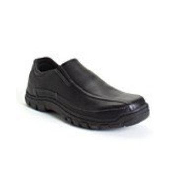 Rockport Men's Walpole Slip-On Shoe Brown Dress Shoes, 8 D(M) US