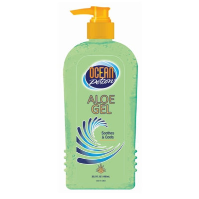 ocean potion suncare 100 pure aloe vera gel reviews