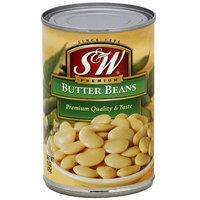 S&W Premium Butter Beans