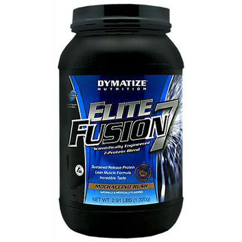 Dymatize Nutrition Elite Fusion 7 Protein Blend Dietary Powder