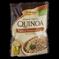 Roland Quinoa Toasted Sesame Ginger Gluten Free