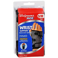 Walgreens Ace Wrist Support Right Hand