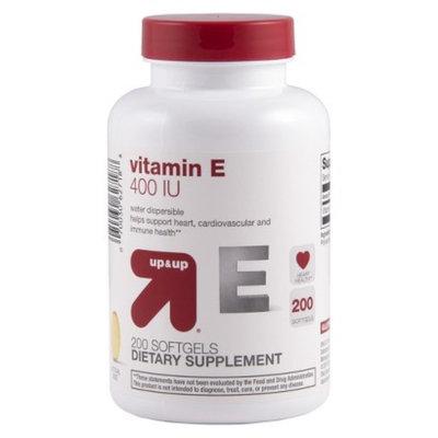 up & up up&up Vitamin E 400 iu Softgels - 200 Count