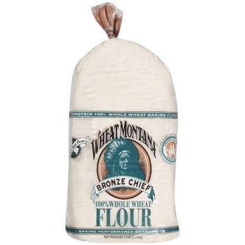 Bronze Chief: Flour 100% Whole Wheat, 5 lb