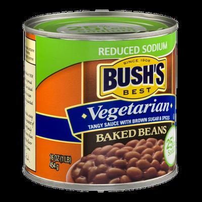 Bush's Best Vegetarian Baked Beans Reduced Sodium