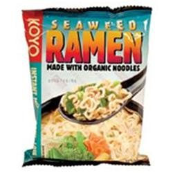 Koyo Natural Foods, Ramen, Seaweed, 2 Oz (57 G)