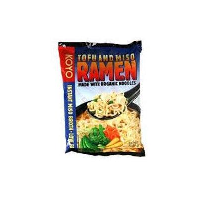 Koyo Natural Foods, Tofu And Miso Ramen, 2 Oz (57 G)