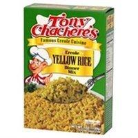 Tony Chachere's Tony Chacheres 89839 Tony Chacheres Yellow Rice Mix- 12x7 OZ