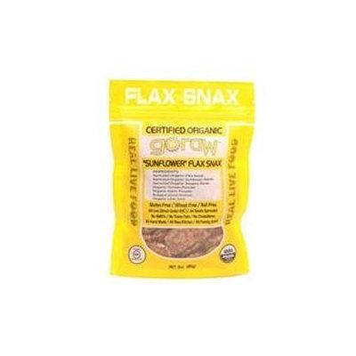 Go Raw Organic Flax Snax Sunflower