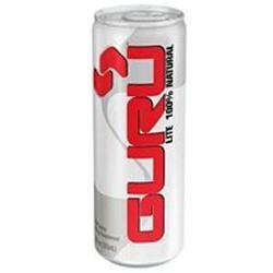 Guru Energy 23224 Lite Energy Drink