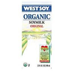 Westsoy Organic Soy Milk Original - 32 fl oz
